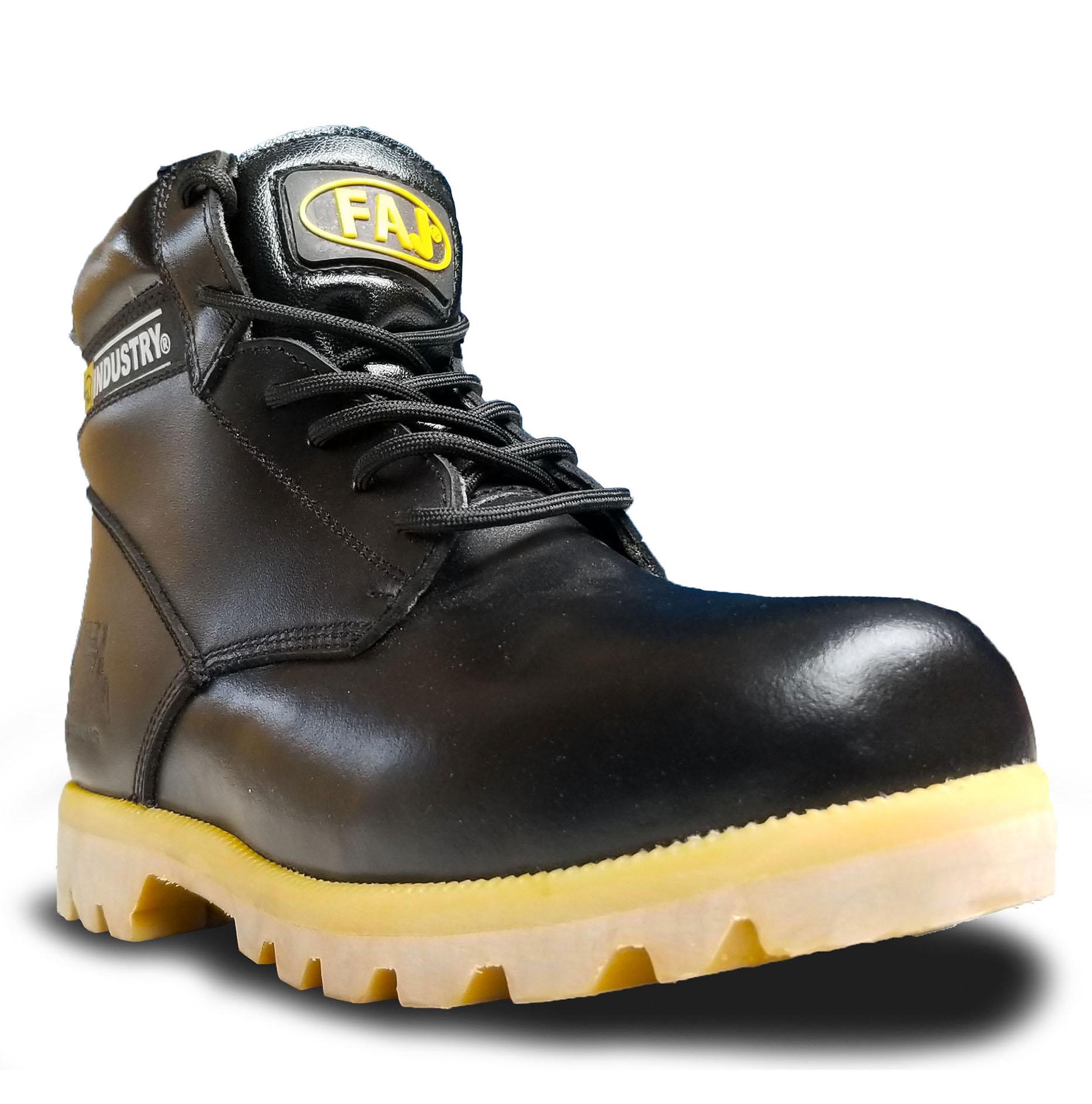 Zapato Strong dielectrico Negro 14KV