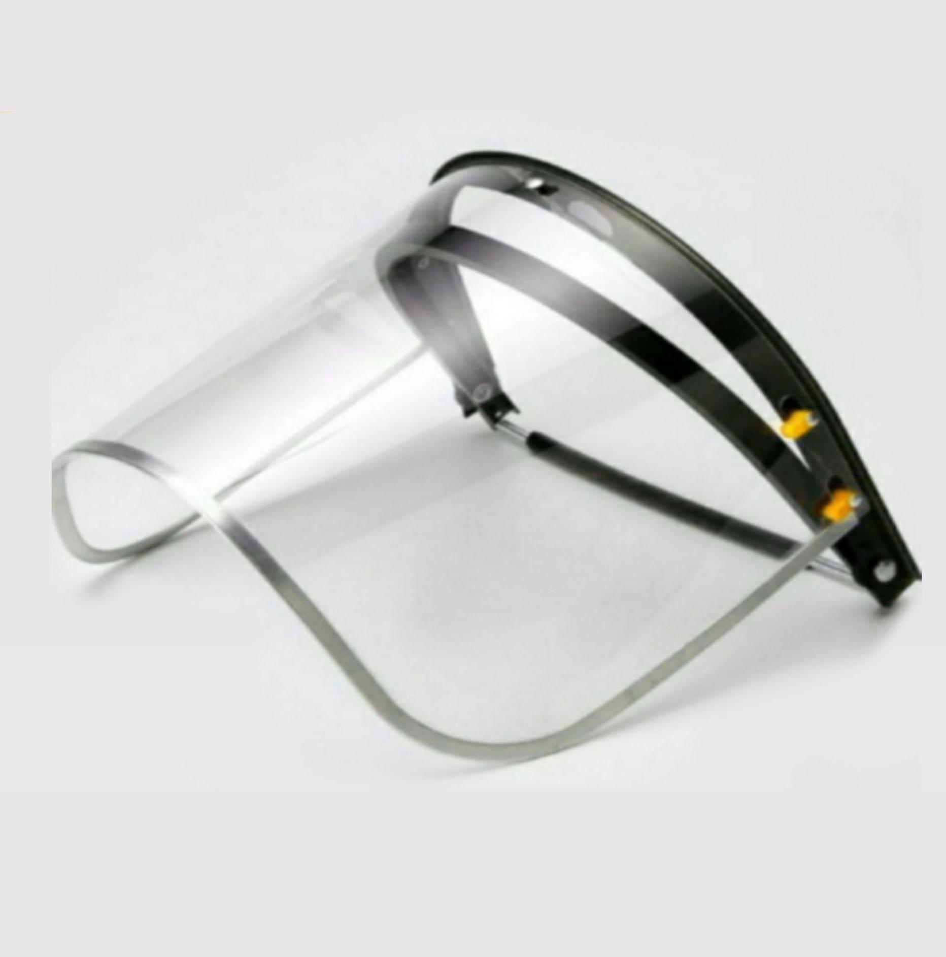 Clip Adatbale Casco Con Visor Mica