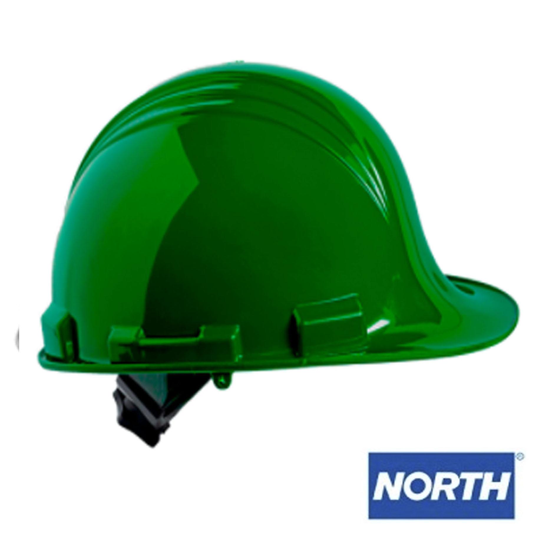 Casco Con Rachet 59R Verde