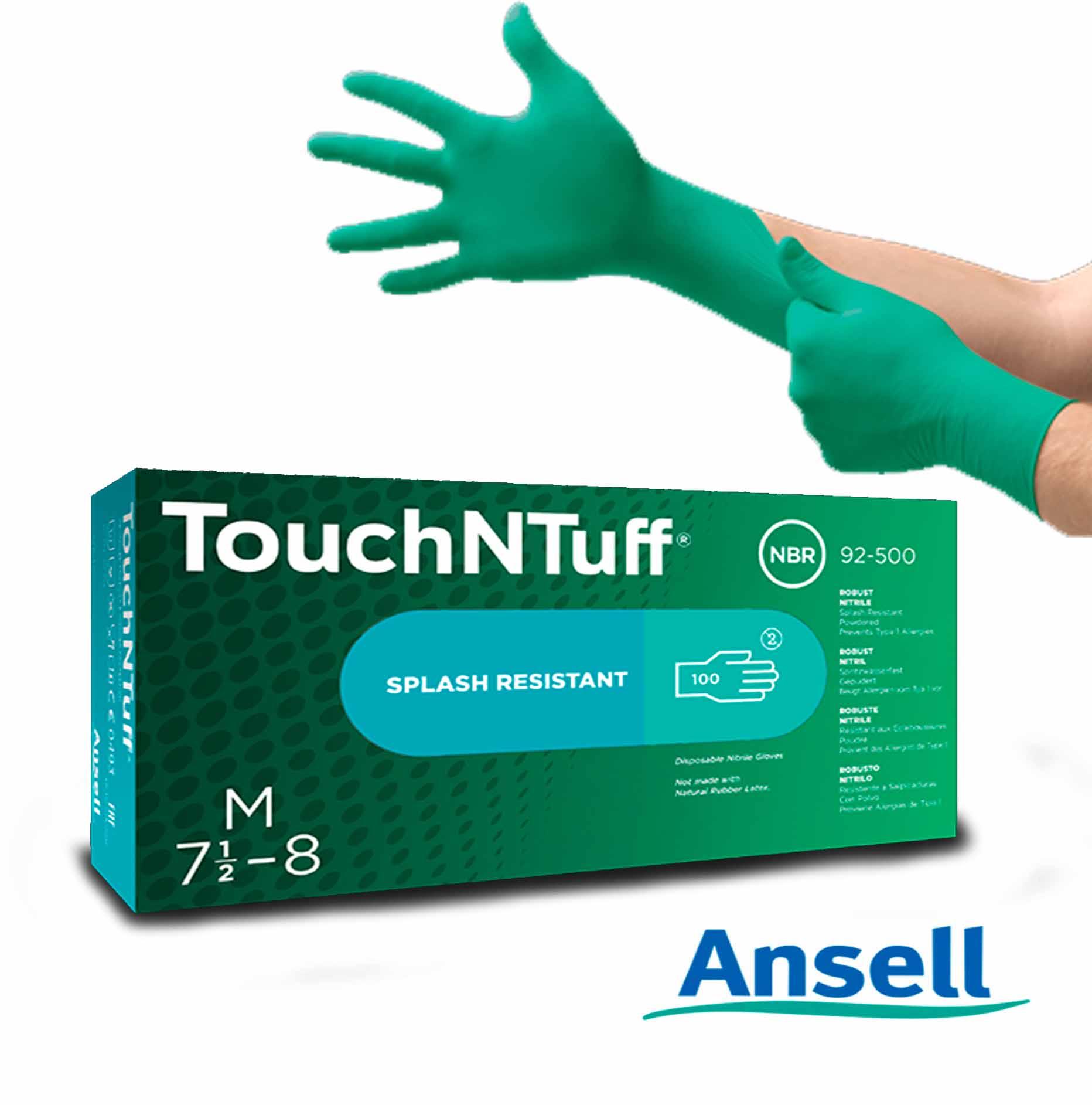 Guante TouchNTuff 92-500